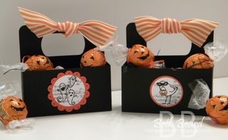 Halloween Treat Box 2