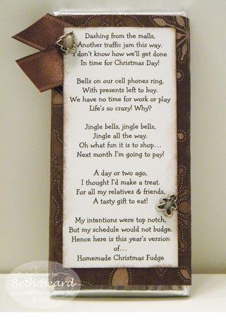 Hershey Bar Gifts 2