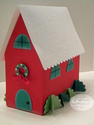 Santa House 3